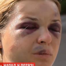 VODITELJKA JEDVA IZBEGLA SILOVANJE! Drama u vozu! Brutalan napad na ukrajinsku lepoticu!