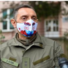 VOJNO ZDRAVSTVO DALO OGROMAN DOPRINOS U BORBI PROTIV COVIDA-19  Ministar Vulin najavio nova zapošljavanja (VIDEO)