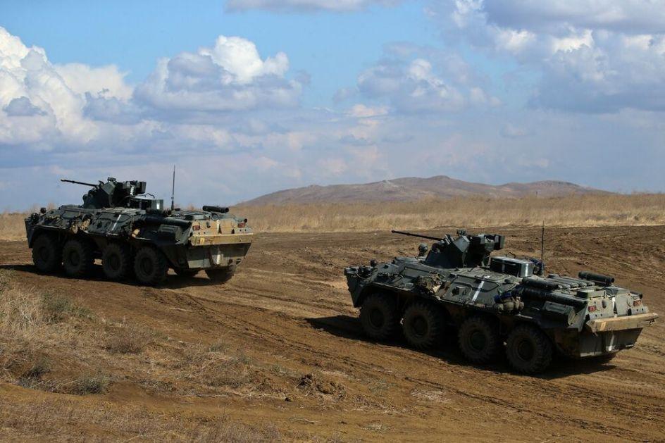VOJSKE TRI ZEMLJE VEŽBAJU ZBOG TALIBANA: 1.500 vojnika će se naći u blizini avganistanske granice!