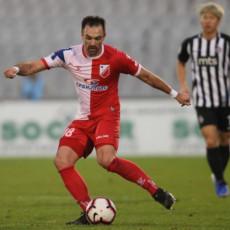 VOJVODINA BEZ KAPITENA: Drinčić NAPUŠTA Novosađane, ali ne IDE kod Lalatovića! Bira između DVA kluba