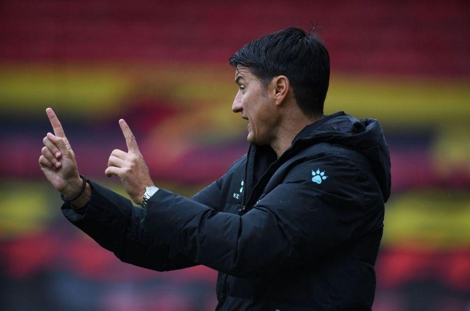 VOTFORD POSUSTAJE: Kardif bolji, treći poraz Ivićevog tima