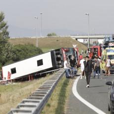 VOZAČ AUTOBUSA SMRTI DOVEDEN PRED TUŽIOCA: Oglasilo se hrvatsko tužilaštvo, poznat RAZLOG nesreće u Slavonskom Brodu