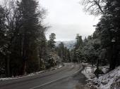 VOZAČI, OPREZ: Ima raskvašenog snega na kolovozima