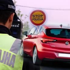 VOZAČI - PAŽNJA! Patrole će danonoćno biti na putevima Srbije zbog tradicionalne velike akcije policije