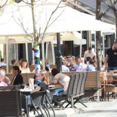 VRAĆA NAM SE LETO: U Srbiji danas pretežno sunčano i toplo vreme