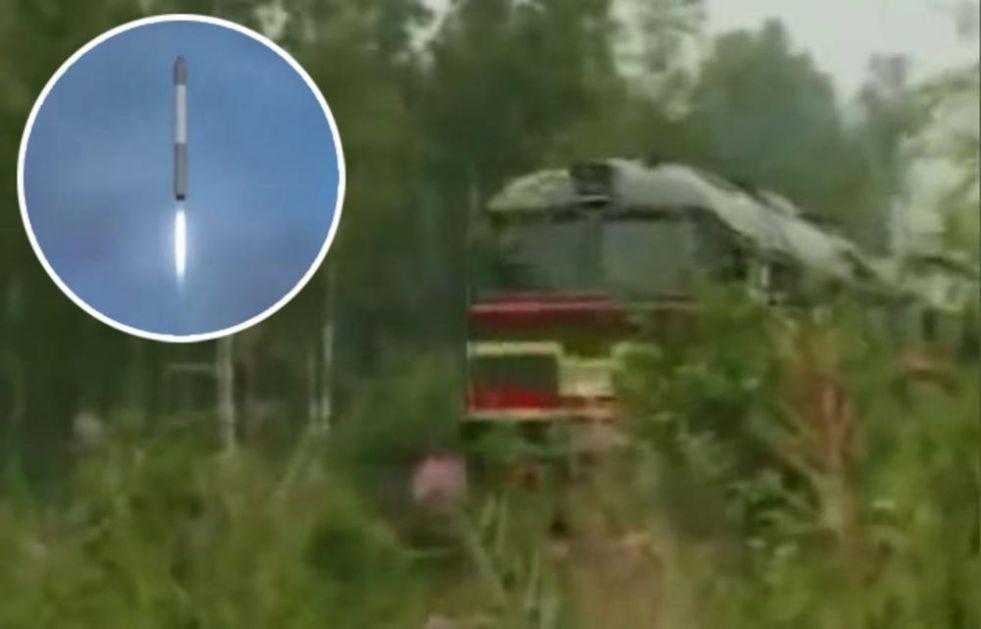 VRAĆA SE OKLOPNO ČUDOVIŠTE OD KOGA STREPE AMERI: Moćni ruski raketni voz je bio zamrznut zbog sporazuma sa SAD, a sada ponovo udara! (VIDEO)