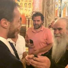 VRATIO JE NAROD VERI I DUH NARODU: Marko Milačić poslao dirljivu poruku povodom upokojenja mitropolita Amfilohija