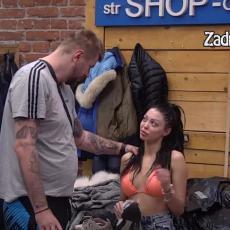 VRELE SCENE! Maja i Janjuš u akciji u sred bela dana - i to u bazenu Zadruge! (VIDEO)