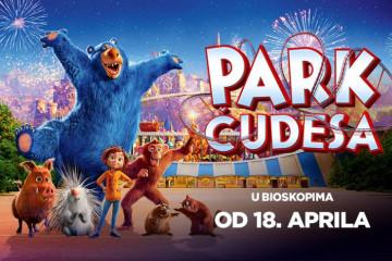 "VREME JE ZA BIOSKOP: Osvojte karte za film ""PARK ČUDESA""!"