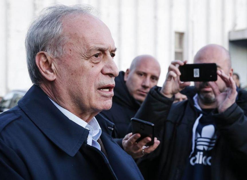 VUČELIĆ PRVI PUT U JAVNOSTI OD SLUČAJA ASANO Čelnik Partizana progovorio o borbi sa fudbalskom mafijom: Vučićeva najava ohrabruje!