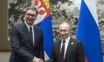 VUČIĆ ČESTITAO PUTINU: Dan Rusije je više od praznika