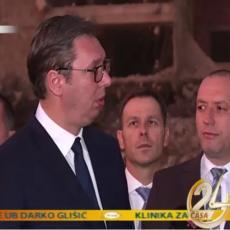 VUČIĆ: Daćemo sve od sebe da dovedemo Folksvagen u Srbiju! Borićemo se svim srcem!