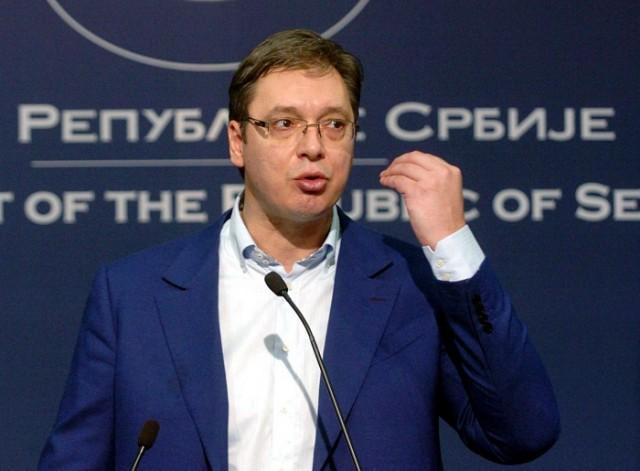 VUČIĆ: Koga u EU da pitam, da li smo u Prištinu poslali novičok ili antraks?
