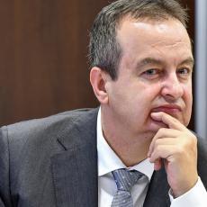VUČIĆ ME NIJE PUSTIO NIZ MILJACKU Dačić: Čast mi je da budem na čelu parlamenta!