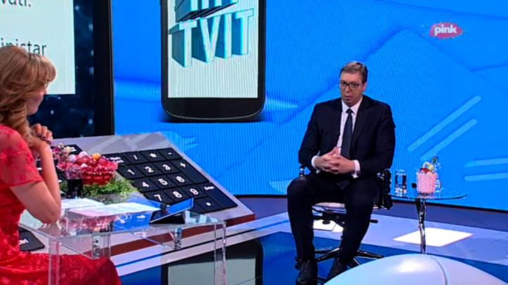 VUČIĆ: Na sastanak u Berlin doći će svi sa nekim zahtevima, Srbija ne ide sa zahtevima. Mi zahtevamo samo da se sačuva mir i stabilnost!