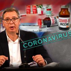 VUČIĆ ODBRUSIO EU: Tri puta će da vakcinišu kučiće, mačiće i papagaje, a mi smo od njih dobili - NULA!