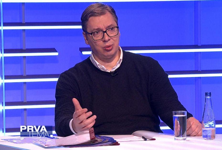 VUČIĆ OTKRIO DETALJE O PLANIRANOM ATENTATU NA NJEGA: Kažu da im je FALILO 48 SATI da preuzmu vlast u Srbiji!