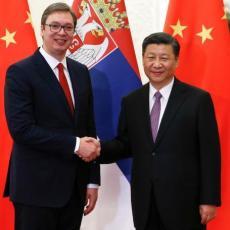 VUČIĆ PISAO ĐINPINGU: Srbija osuđuje pokušaje narušavanja ponovnog ujedinjenja Kine
