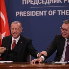VUČIĆ HITNO POZVAO ERGDOGANA: Predsednik Srbije razgovor započeo čestitkom, a za to je imao jedan specijalan razlog