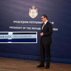 VUČIĆ POSTAO PREDSEDNIK HRVATSKE Oglasili se sa televizije i objasnili kako je nastala greška