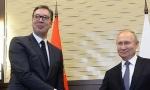 VUČIĆ: Počeli smo s pripremama za Putinov dolazak, stranica Miroslavljevog jevanđelja biće vraćena u Srbiju