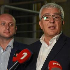 VUČIĆ RAZGOVARAO SA MANDIĆEM I KNEŽEVIĆEM Ambasador nije rekao ništa što ne misli svaki Srbin u Crnoj Gori