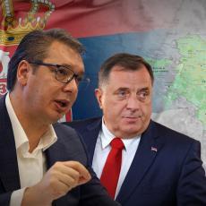 VUČIĆ SA DODIKOM U TORLAKU: Vreme je za novu pomoć Srpskoj, preko Drine kreće još jedna tura Sputnjika V