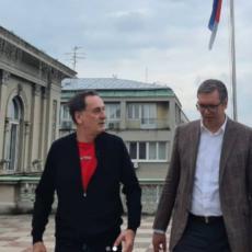 VUČIĆ SE DANAS OBRAĆA JAVNOSTI SRBIJE I REGIONA: Predsednik objavio najnoviju vest (FOTO)