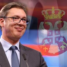 VUČIĆ SE VANREDNO OGLASIO: Građanima Srbije saopštio sjajne vesti (FOTO)