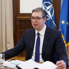 VUČIĆ SUTRA SA BORISOVIM: Sastanak sa potpredsednikom Vlade Rusije