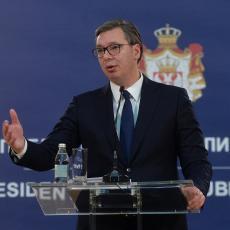 VUČIĆ: Sa Rusijom nepromenjeni odnosi, ambasadora sam samo pitao zašto? Imamo samo jednu otadžbinu i BRANIĆEMO JE