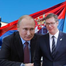 VUČIĆ U SOČIJU: Gas je ključno pitanje - verujem da će nam ruski prijatelji pomoći