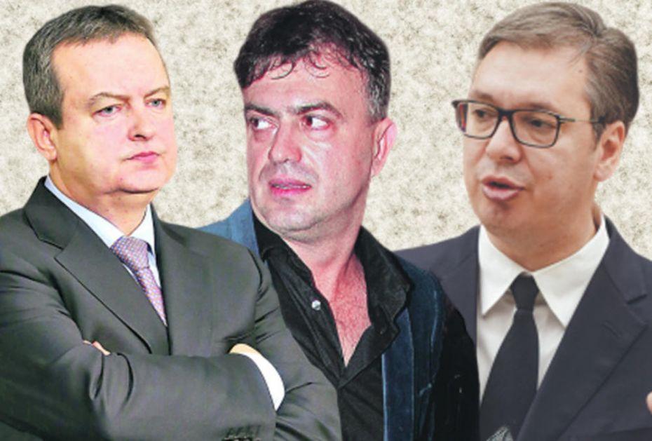 VUČIĆU PREKIPELO, DAČIĆ MULJA I ŠURUJE SA OPOZICIJOM: Šef SPS moli Sergeja da ga ne proziva, a uvek  ćuti kad Đilas napada Vučića