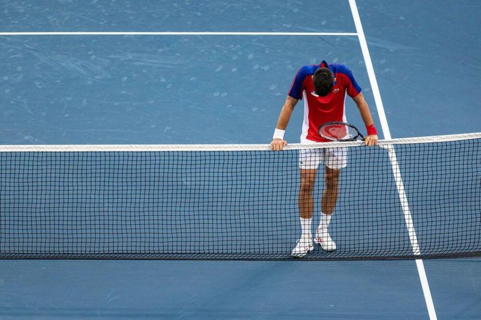 VUK BRAJOVIĆ NA KURIR TELEVIZIJI: Koliko je teško igrati pod pritiskom kakav ima Novak Đoković?