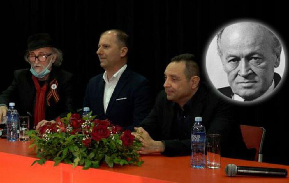 VULIN: Akademik Marković je pravio Pokret socijalista sa idejom da bude levica koja zna šta je nacionalno
