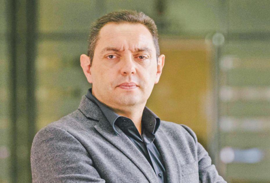 VULIN PORUČIO PRIŠTINI: Došlo je vreme da Tači i Haradinaj plate za zločine