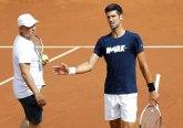 Vajda o finalu RG: Novak nije bio u svojoj koži