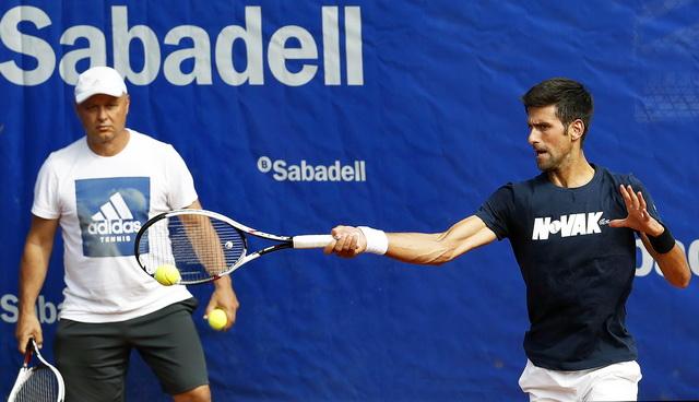 Vajda potvrdio, nova promena u Novakovom timu!