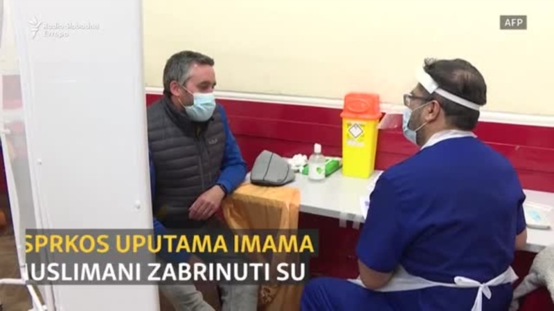 Vakcina nakon iftara