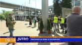 Vakcinacija Srba iz dijaspore na Beogradskom sajmu VIDEO