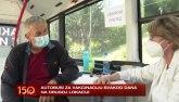 Vakcinacija u Barajevu: Populacija je bila raznolika VIDEO