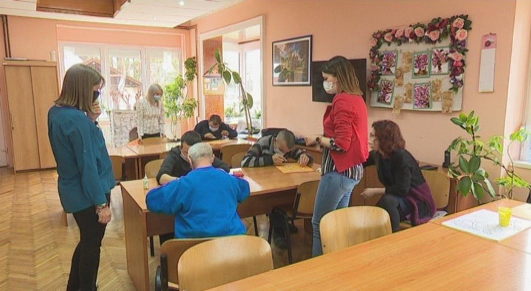Vakcinisana trećina korisnika centra Naša kuća iz Kikinde