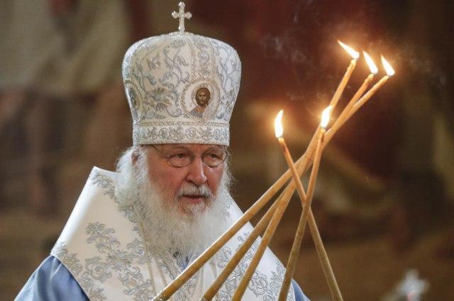 Vakcinisao se patrijarh Kiril