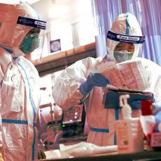 Valjevo je zvanično DRUGO NAJVEĆE ŽARIŠTE VIRUSA U SRBIJI:  Već 46 ljudi zaraženo