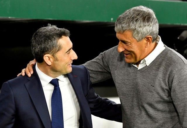 Valverde je bivši – Barselona gleda ka prošlogodišnjem kandidatu?