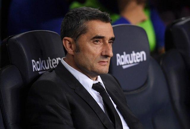 Valverde o Mesiju: Ostao sam bez teksta