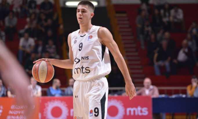 Vanja Marinković ostaje u Partizanu