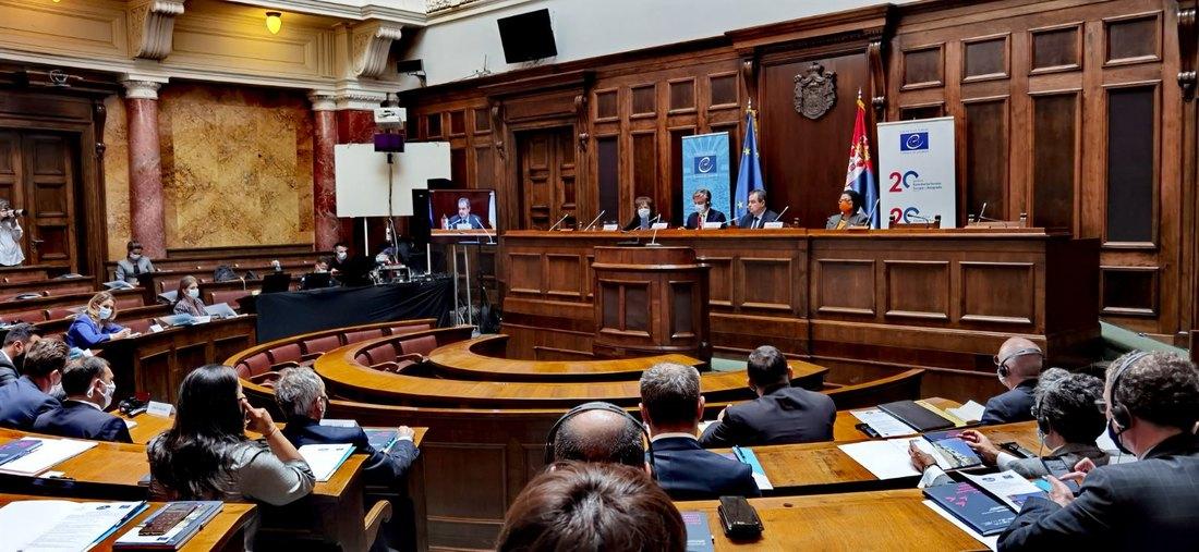 Vanredna sednica Skupštine Srbije zakazana za 23. jun