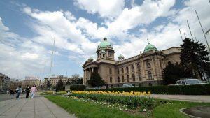 Vanredna sednica parlamenta zakazana za 26. januar