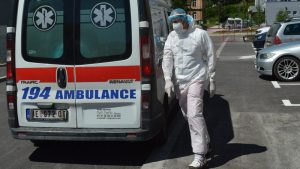 Vanredna situacija u Prokuplju zbog opasnosti od širenja korona virusa